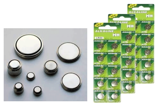 PowerGen Alkaline Button Cells
